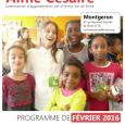 Retrouvezicile programme du mois de février 2016 du CSI Aimé Césaire de Montgeron